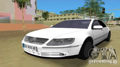 2005 Volkswagen Phaeton для GTA Vice City