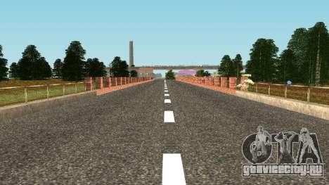 HD Pack Дорог GTA Criminal Russia для GTA San Andreas