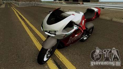 Bati Custom from GTA 4 EFLC для GTA San Andreas