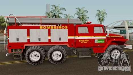 ABT Ural de Santa Maria для GTA San Andreas