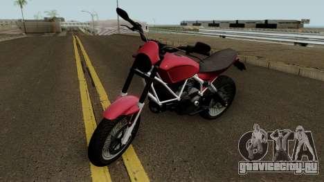 Pegassi Esskey GTA V High Quality для GTA San Andreas