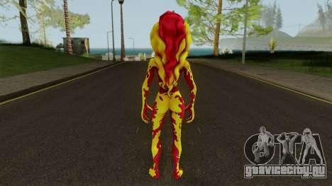 Spider-Man Unlimited - Scream для GTA San Andreas третий скриншот