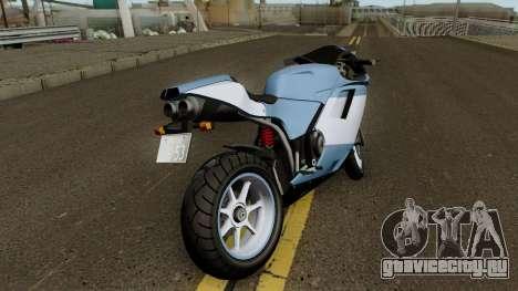 TLAD BATI 800 для GTA San Andreas