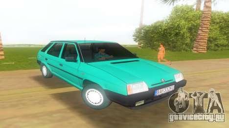 Шкода Форман 1994 для GTA Vice City