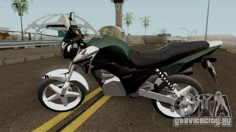 Honda CG Titan 150 Sporting (Light Version) для GTA San Andreas