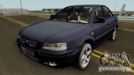 Ikco Samand 2003 для GTA San Andreas