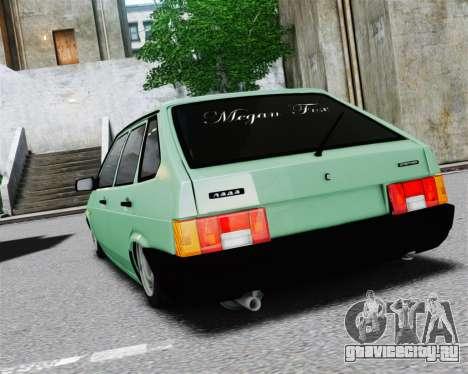 ВАЗ 2109 для GTA 4