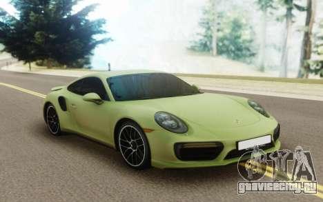 Porsche 911 для GTA San Andreas