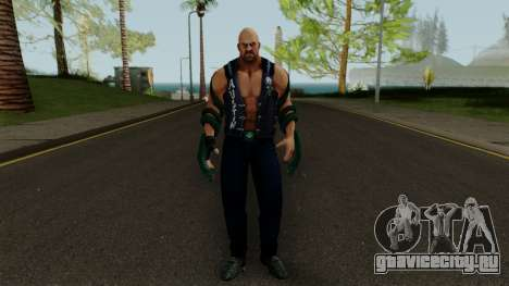 Stone Cold (Texas Rattlesnake) from WWE Immortal для GTA San Andreas второй скриншот