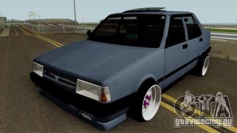 Tofas Dogan 1.6 (DRAG TUNING) для GTA San Andreas