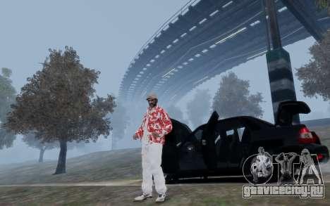 Лада 2170 Oper Style для GTA 4