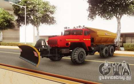 Ural 55571-1121-72Е5 для GTA San Andreas