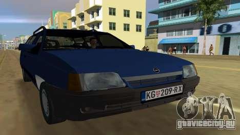 1990 Opel Kadett E Kombi для GTA Vice City