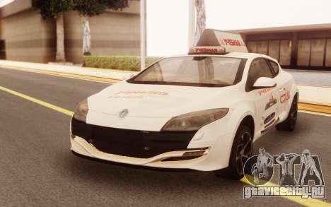 Renault Megane RS для GTA San Andreas