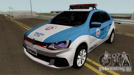 Volkswagen Voyage G7 2017 PMBA для GTA San Andreas