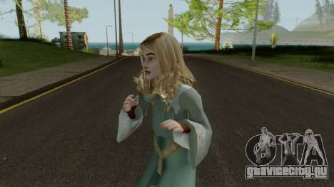 Princess Aurora From Maleficent V1 для GTA San Andreas