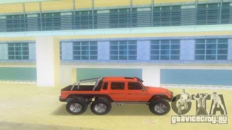 Мерседес-Бенц G63 АМГ 6х6 для GTA Vice City