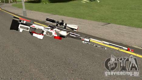 AWP TiiTree для GTA San Andreas второй скриншот