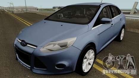 Ford Focus 2018 для GTA San Andreas