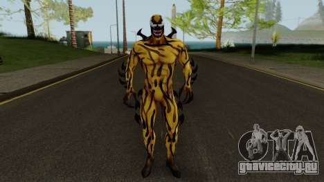 Spider-Man Unlimited - Phage для GTA San Andreas второй скриншот