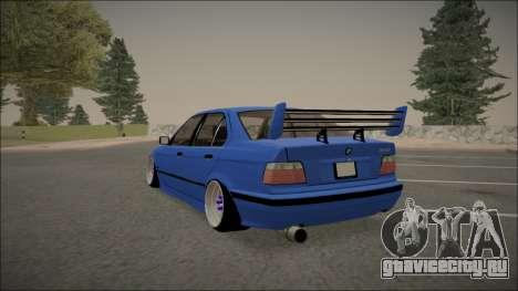 BMW 320i Drift Tuning для GTA San Andreas