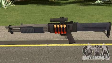 Chromegun From SZGH для GTA San Andreas