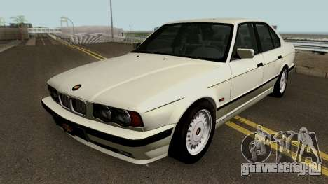 BMW 525i E34 Drift Car 1995 для GTA San Andreas