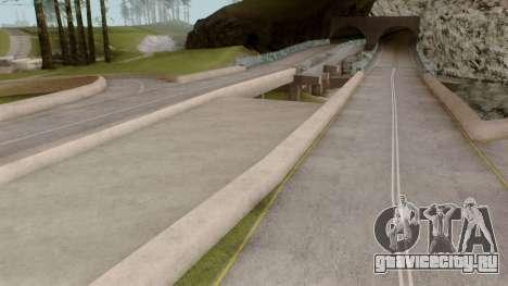 GTA Vice City Roads для GTA San Andreas