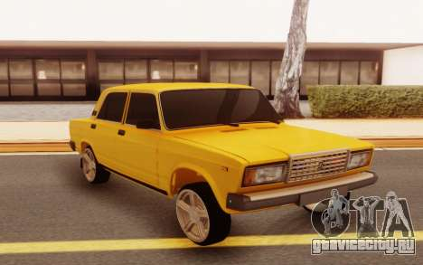 ВАЗ 2107 Опер для GTA San Andreas