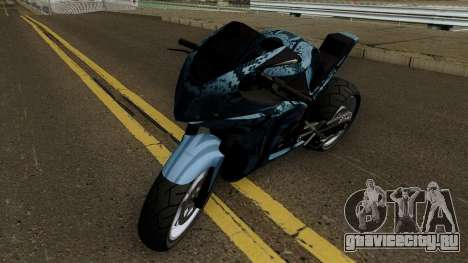 Double T Custom from GTA 4 EFLC для GTA San Andreas