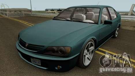 Declasse Merit GTA IV IVF для GTA San Andreas