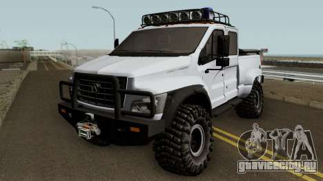 GAZ Next Off-Road для GTA San Andreas