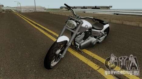 Lycan de GTA 4 TLAD con Texturas Arregladas для GTA San Andreas
