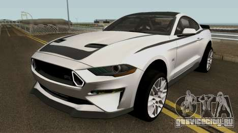Ford Mustang RTR Spec 3 2018 для GTA San Andreas