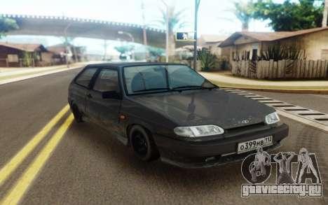 ВАЗ 2114 Царапаный для GTA San Andreas