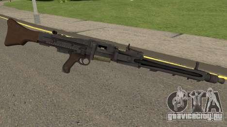 Call Of Duty: World at War - MG-42 для GTA San Andreas
