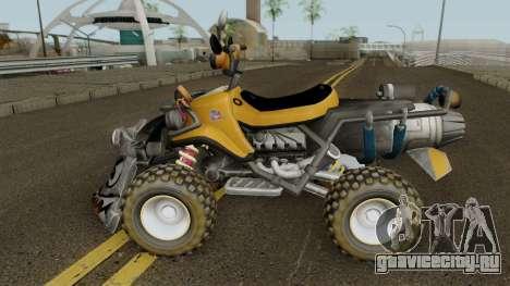 Fortnite Quadcrasher для GTA San Andreas