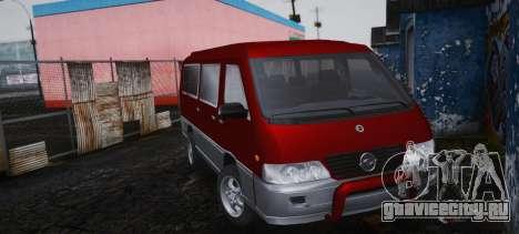 SsangYong Istana для GTA San Andreas