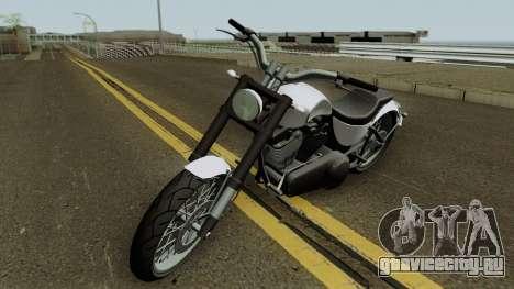 Nightblade from GTA 4 EFLC для GTA San Andreas
