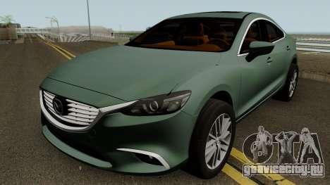 Mazda 6 2018 для GTA San Andreas