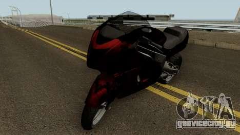 Hakuchou Custom from GTA 4 EFLC для GTA San Andreas