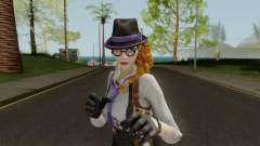 Fortnite: Female Gumshoe для GTA San Andreas