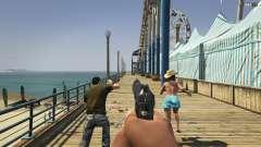 Crime Witness 1.1 для GTA 5
