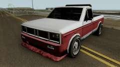 Bobcat Minimal Tune SA Style для GTA San Andreas