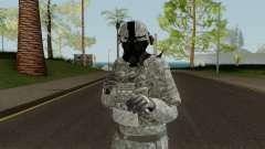 US Army ACU Skin (Gasmask)