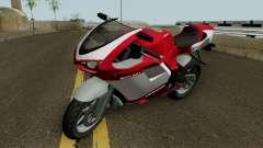 Bati 801 Stock con Texturas Arregladas для GTA San Andreas