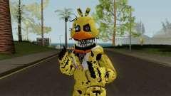 Nightmare Chica (FNaF) для GTA San Andreas
