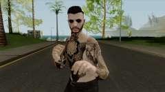 Male GTA Online Halloween Skin 1 для GTA San Andreas