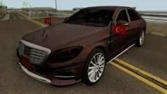 Mercedes-Benz S500 Turkey для GTA San Andreas