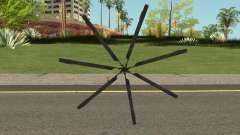 Blackout Sword для GTA San Andreas